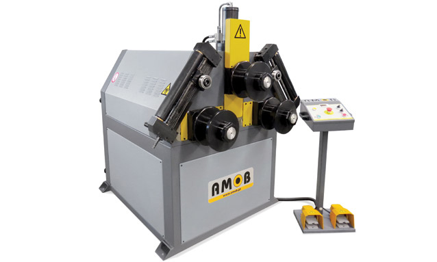 Image of Hydraulic Profile Bending Machine - MAH Series - MAH120/3