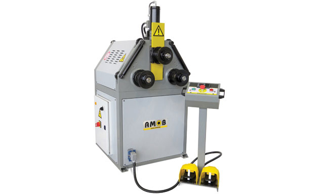 Image of Hydraulic Profile Bending Machine - MAH Series - MAH50/2