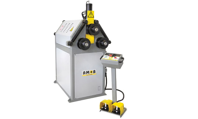 Hydraulic Profile Bending Machine - MAH Series - MAH60/3