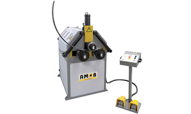 Image of Hydraulic Profile Bending Machine - MAH Series - MAH80/3