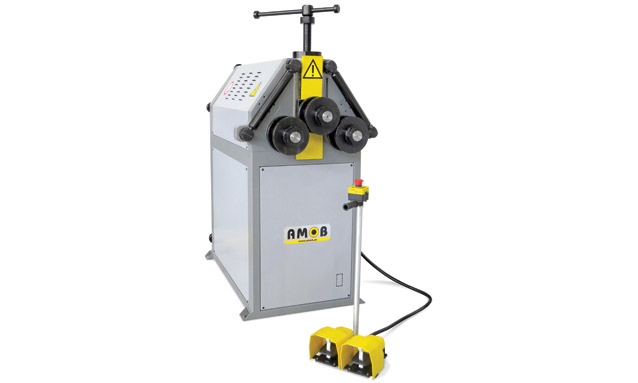 Image of Manual Roll Bender - MAM Series - MAM60/3