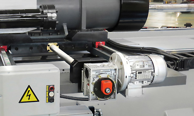 Image of Motorized tool adjustment