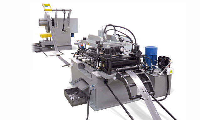 Image of Custom Hydraulic Press Solutions