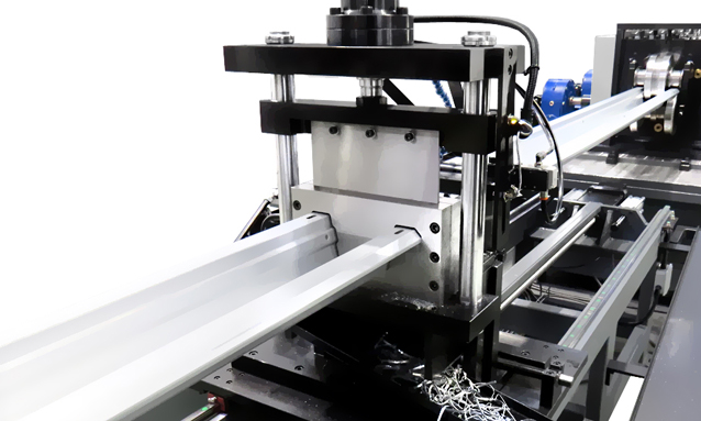 Image of Fully automatic roll forming lines PF series
