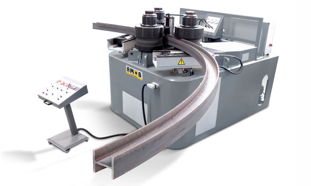 Image of Section bending rolls MAH170 3AC