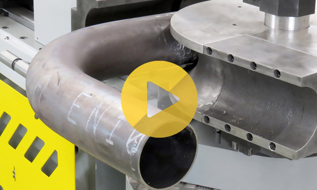 Watch the CH170CNC pipe bender shipbuilding and offshore industry
