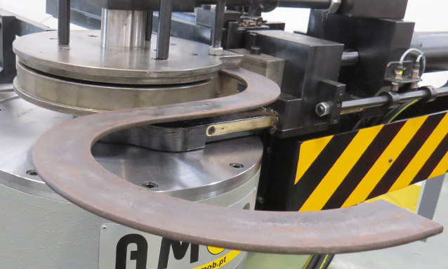 Image of Flat bar bending machines for Agricultural machinery