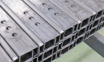 Image of Fully automatic roll forming line for Metallic structures