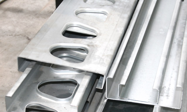 Image of Roll Forming - PF Series - Metallic structures