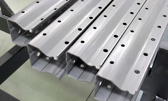 Image of Rack and shelving - Automatic roll forming line