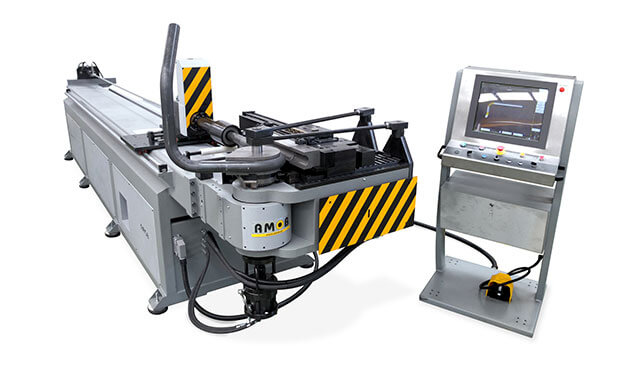Img - Livestock Equipment CH 80 CNC Pipe Bender