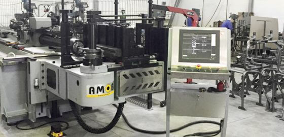 Image of Fully Electric Tube Bending Machine - eMOB Series