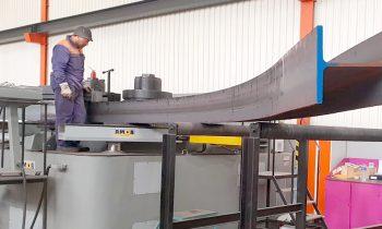 Image deNUEVA maquina curvadora de perfile PARA LÍDER EN METÁLICA AUTOPORTANTE