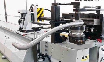 Img - Mandrel Bender - Fully Electic CNC Tube Bender