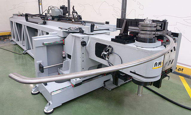 Img - Fully-Electric-CNC-Tube-Bender-
