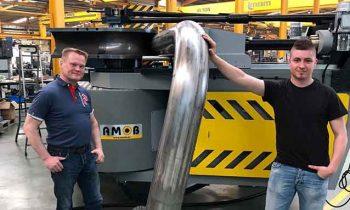 Img - Joros buy a CNC Pipe Bender Machine
