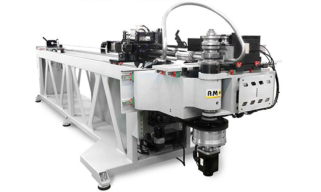 Img - Right and Left Fully Electric CNC Tube Bender - EMOB32CNC catalogue
