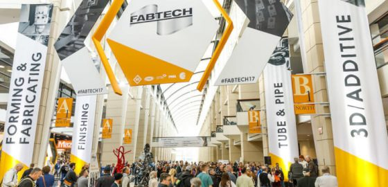 Img - Fabtech 2018 Geral View