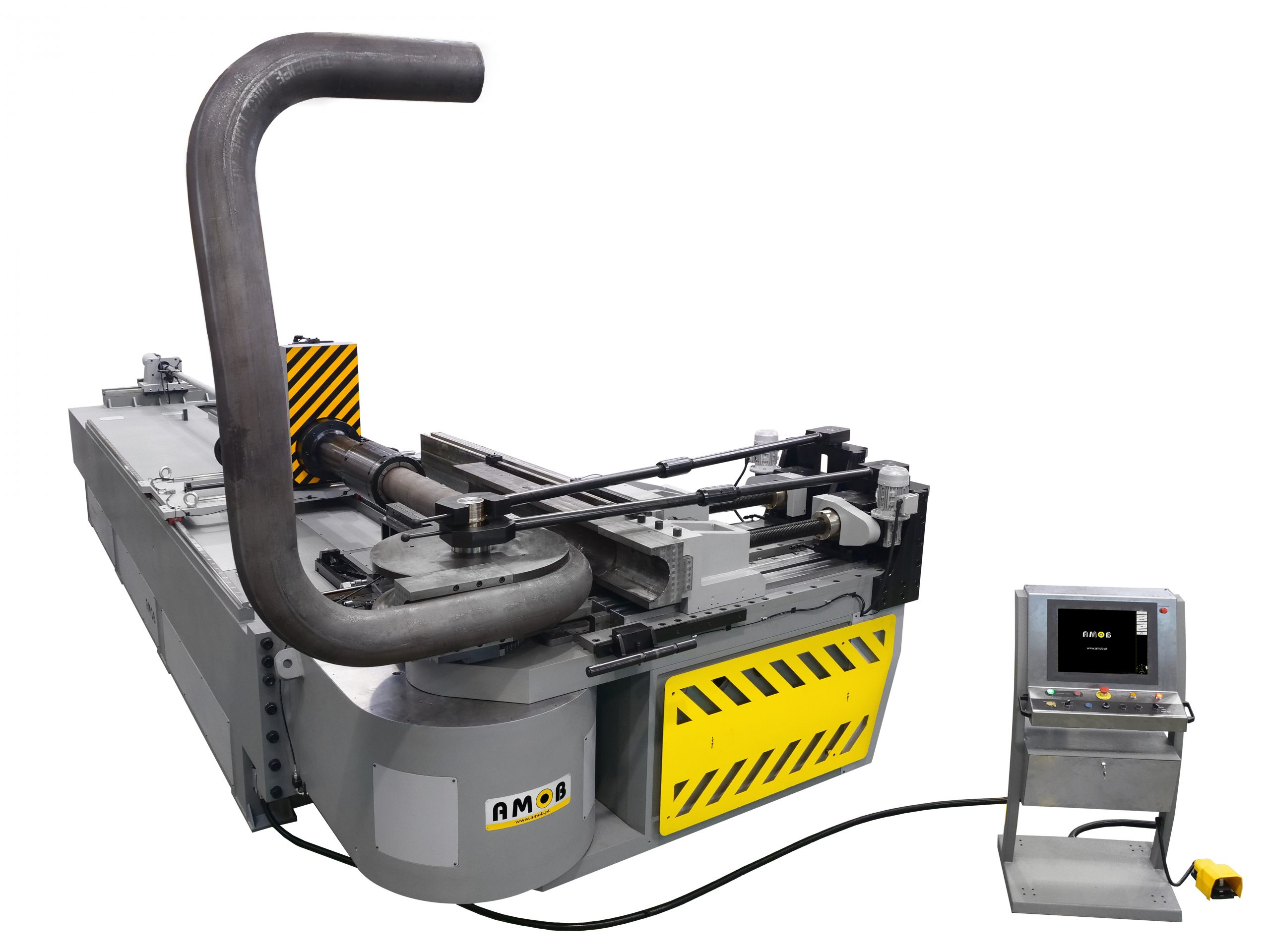 NC-CNC pipe benders CH220