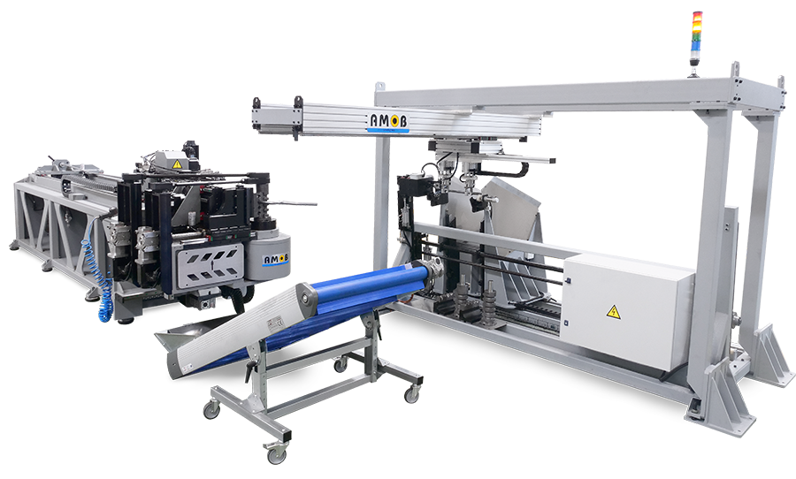 AMOB Tube Bending Machine