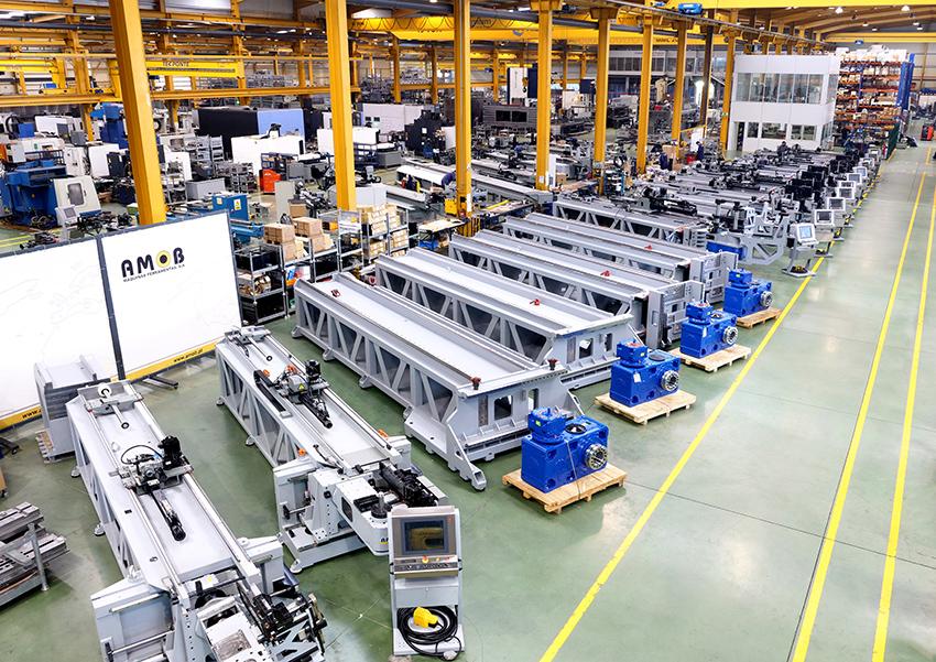 AMOB facilities