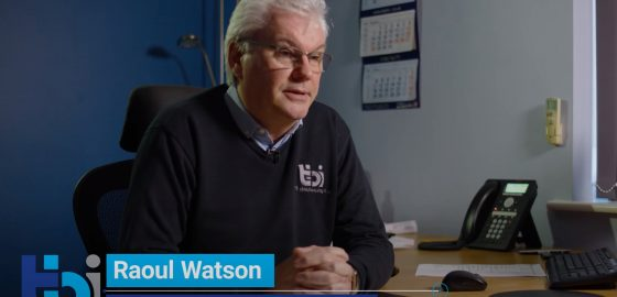 Máquinas de curvar tubo AMOB - Raoul Watson - Diretor Geral da TBI